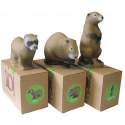 Cel Łuczniczy 3D Family Pack Zestaw Figur