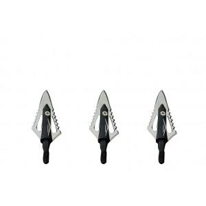 Groty Myśliwskie Maximal Cross-Cut 4 ostrza (3szt.)