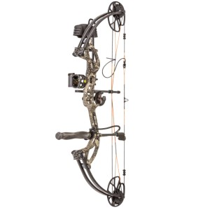 Zestaw - Łuk Bloczkowy Bear Archery Cruzer G-2 RTH